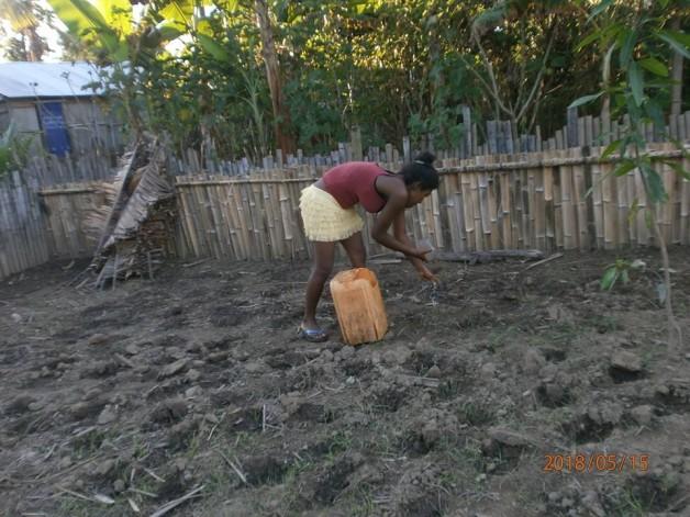 Nouvelles du Centre Social «Les Valeureuses de Madagascar»