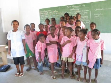 Rentrée scolaire à Tandila – 2018-2019