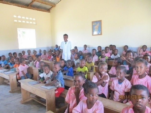 Nouvelles des écoles – décembre 2019
