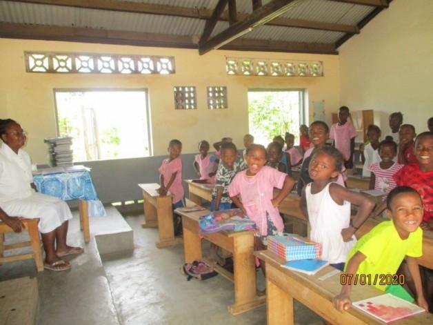 Nouvelles des écoles – avril 2020