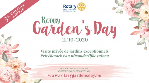 Rotary Garden's Day – 11.10.2020